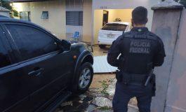 Polícia Federal deflagra em Guaíra operação contra tráfico internacional de drogas, armas, contrabando e descaminho