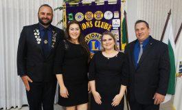 Novos associados são empossados no Lions Clube Marechal Cândido Rondon