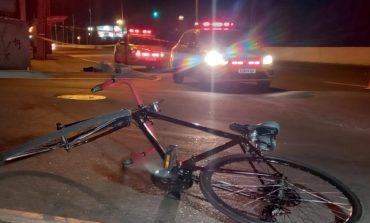 Briga de trânsito acaba com ciclista morto a tiros por motorista que fugiu