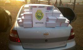 BPFron apreende dois veículos com grande quantidade de celulares contrabandeados em Nova Santa Rosa