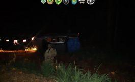 Operação Hórus apreende veículo carregado com cigarros em Nova Santa Rosa