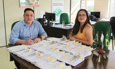 Incra-PR libera créditos e emite contratos de concessão de uso em assentamentos