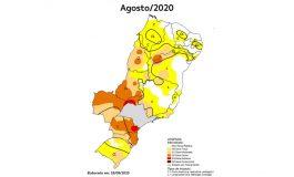 Paraná integra programa nacional Monitor de Secas, da ANA