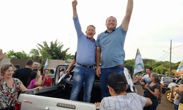 Laerton vence em todas as urnas e é eleito prefeito de Mercedes