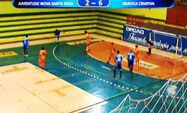 Dois jogos equilibrados e uma goleada definem a 9ª rodada do Municipal de Futsal de Nova Santa Rosa