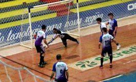 Com gol a 15 segundos do fim do jogo, equipes garantem vaga na semifinal do Futsal masculino de Nova Santa Rosa
