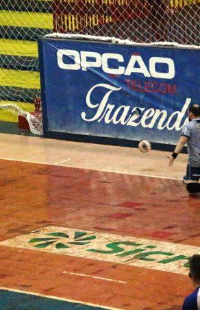 Futsal de Nova Santa Rosa tem, hoje (27), ao vivo, semifinal feminina e quartas de final masculina