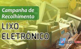 Nova Santa Rosa disponibiliza pontos para entrega de lixo eletroeletrônico na sede e nos distritos