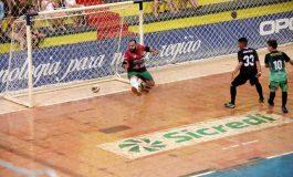 Definidos os semifinalistas pelo masculino e feminino no municipal de Futsal de Nova Santa Rosa