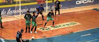 Rodada de hoje (30) define os finalistas do Municipal de Futsal masculino e feminino de Nova Santa Rosa