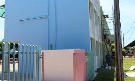 Pato Bragado investe em pinturas e novo mobiliário para a Escola Municipal Marechal Deodoro