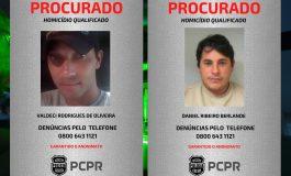 Polícia Civil divulga fotos de suspeitos envolvidos em homicídio ocorrido enquanto vítima dormia