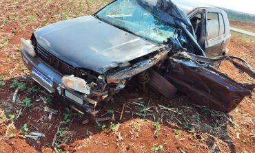 Homem morre em acidente na manhã de hoje (12) em Toledo; o veículo é emplacado em Marechal Rondon
