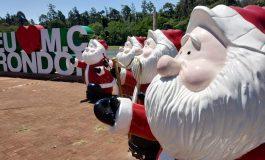 Luzes natalinas serão acessas neste final de semana em Marechal Rondon