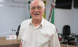 Pastor Valdemar Martin recebe título de Cidadão Honorário rondonense na quinta-feira