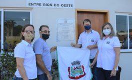 Nova sede do Conselho Tutelar é inaugurada em Entre Rios do Oeste