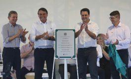 Governador ressalta a importância das pequenas centrais hidrelétricas