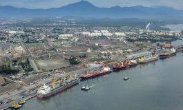 Movimento de dez meses indica novo recorde dos portos do Paraná neste ano
