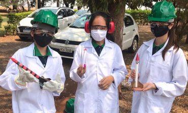 Alunas do Paraná são finalistas em prêmio nacional para inovações científicas