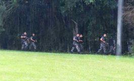 Polícia retoma buscas a criminosos foragidos que atiraram na PRF e balearam policial militar em Ponta Grossa