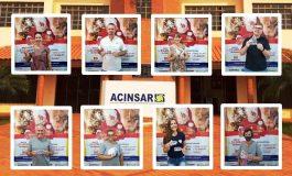 Acinsar divulga ganhadores do Concurso de Ornamentação de Empresas e Residências 2020