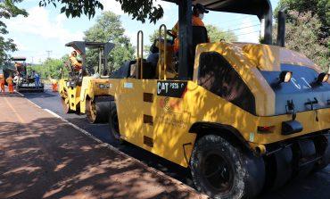 Pato Bragado aplicará cerca de 1,5 milhão em pavimentação asfáltica e com pedras irregulares