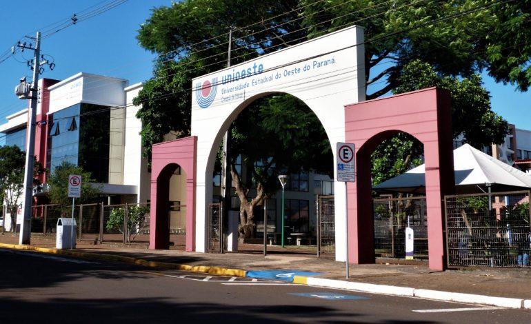 Unioeste abre período de matrículas no dia 9
