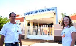 Colégio Gaspar Dutra de Nova Santa Rosa tem chapa única à direção para a gestão 2021/2024