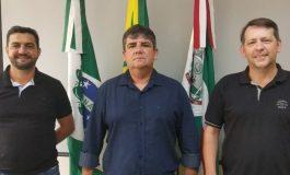 Adriano Backes, Jeferson Dahmer e Anderson Loffi são anunciados como secretários municipais de Marechal Rondon