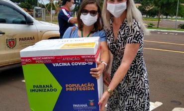 Marechal Rondon recebe mais 350 doses de vacina contra a Covid-19