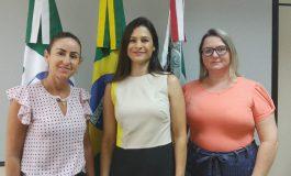 Márcia, Josiane e Andreia são anunciadas secretárias municipais de Marechal Rondon