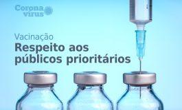 MPPR atua para que critérios dos planos de vacinação sejam cumpridos