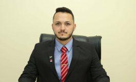 Presidente do Legislativo de Ibema é o mais jovem da história do município