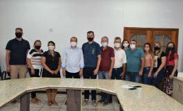 Micheletto visita Quatro Pontes e declara apoio ao município