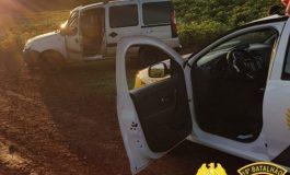 Polícia Militar apreende três veículos com mais de 5.200 pacotes de cigarros contrabandeados em Guaíra