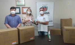 Secretaria de Saúde rondonense recebe os insumos para a vacinação contra a Covid-19