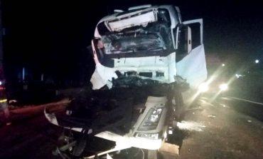 Polícia Rodoviária Federal atende acidente com vítima na BR-376, em Ponta Grossa