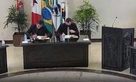 Felipe Schindler é eleito presidente da Câmara de Nova Santa Rosa