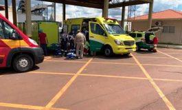 Criança de 8 anos fica em estado grave após se enforcar ao cair de balanço no interior de Cascavel