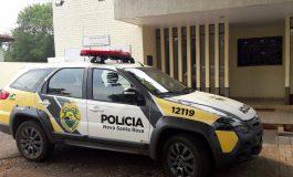 Dois assaltantes armados com pistola e revólver roubam dinheiro de empresa em Nova Santa Rosa