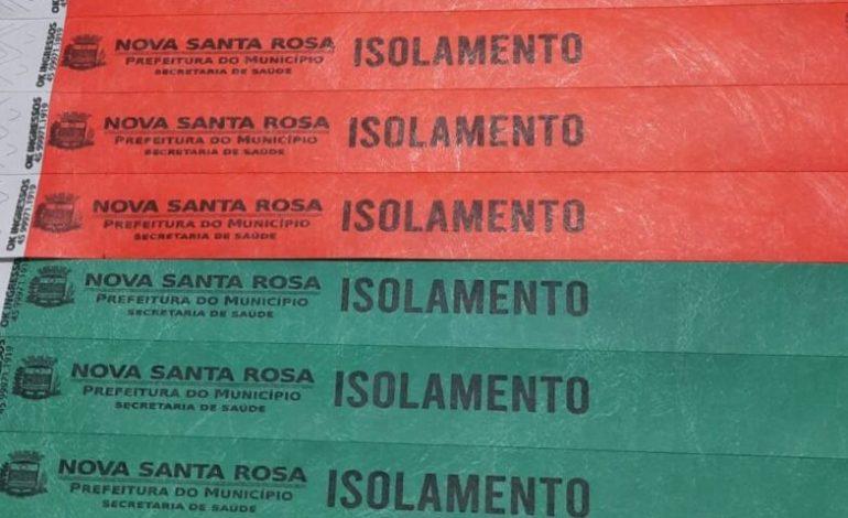 Nova Santa Rosa revoga o uso compulsório de pulseiras de covid-19