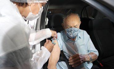Idosos com idade acima dos 80 anos serão vacinados nesta quinta-feira (4) em Nova Santa Rosa