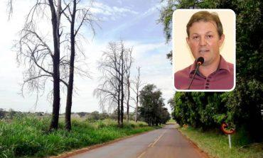 Vereador Jairon quer ampliação da ciclovia do trabalhador e melhorias junto às rodovias PR-491 e PR-589