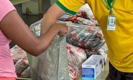 Alunos das escolas municipais de Marechal Rondon também irão receber kits da alimentação escolar